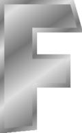 11971187771524222842Chrisdesign_Effect_Letters_alphabet_silver_6_svg_med