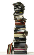 Pile-of-book